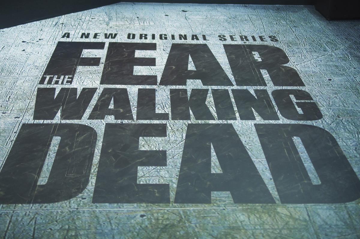 Estande de fear the walking dead na bangkok comic con - Exclusivas fecar ...
