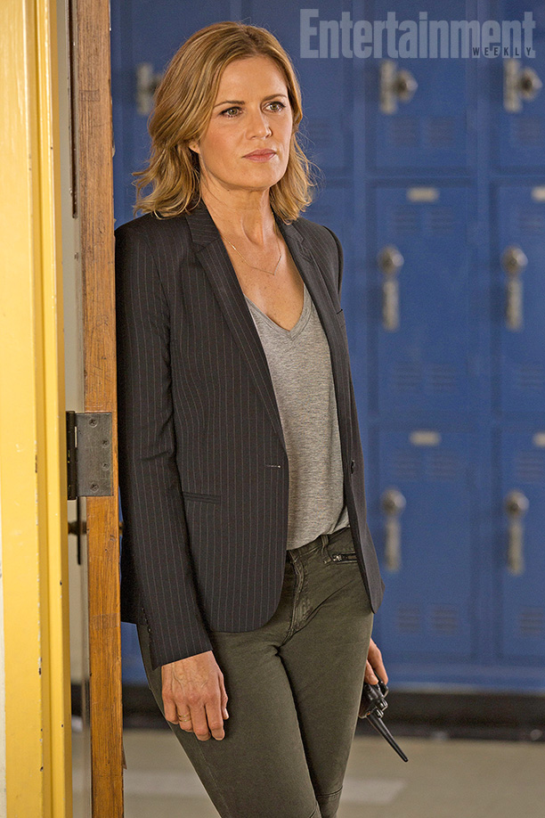 Madison (interpretada por Kim Dickens)
