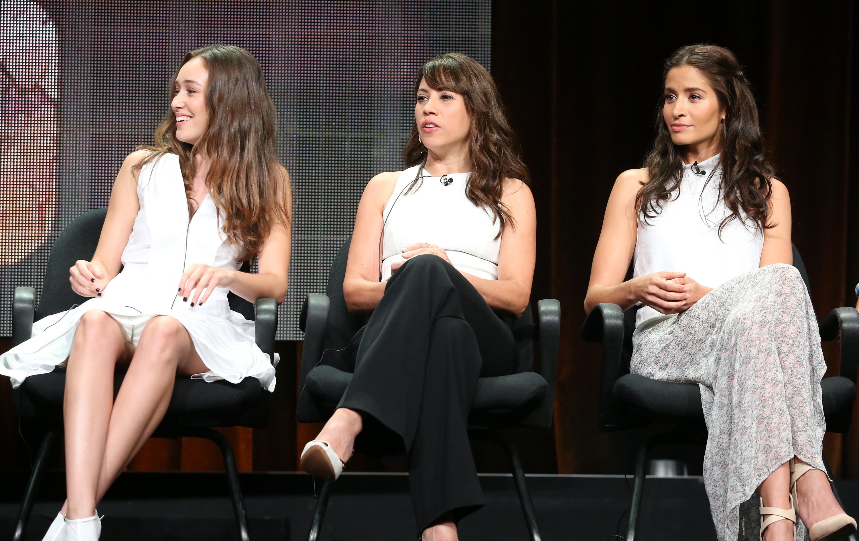 Alycia Debnam-Carey, Elizabeth Rodriguez e Mercedes Mason.