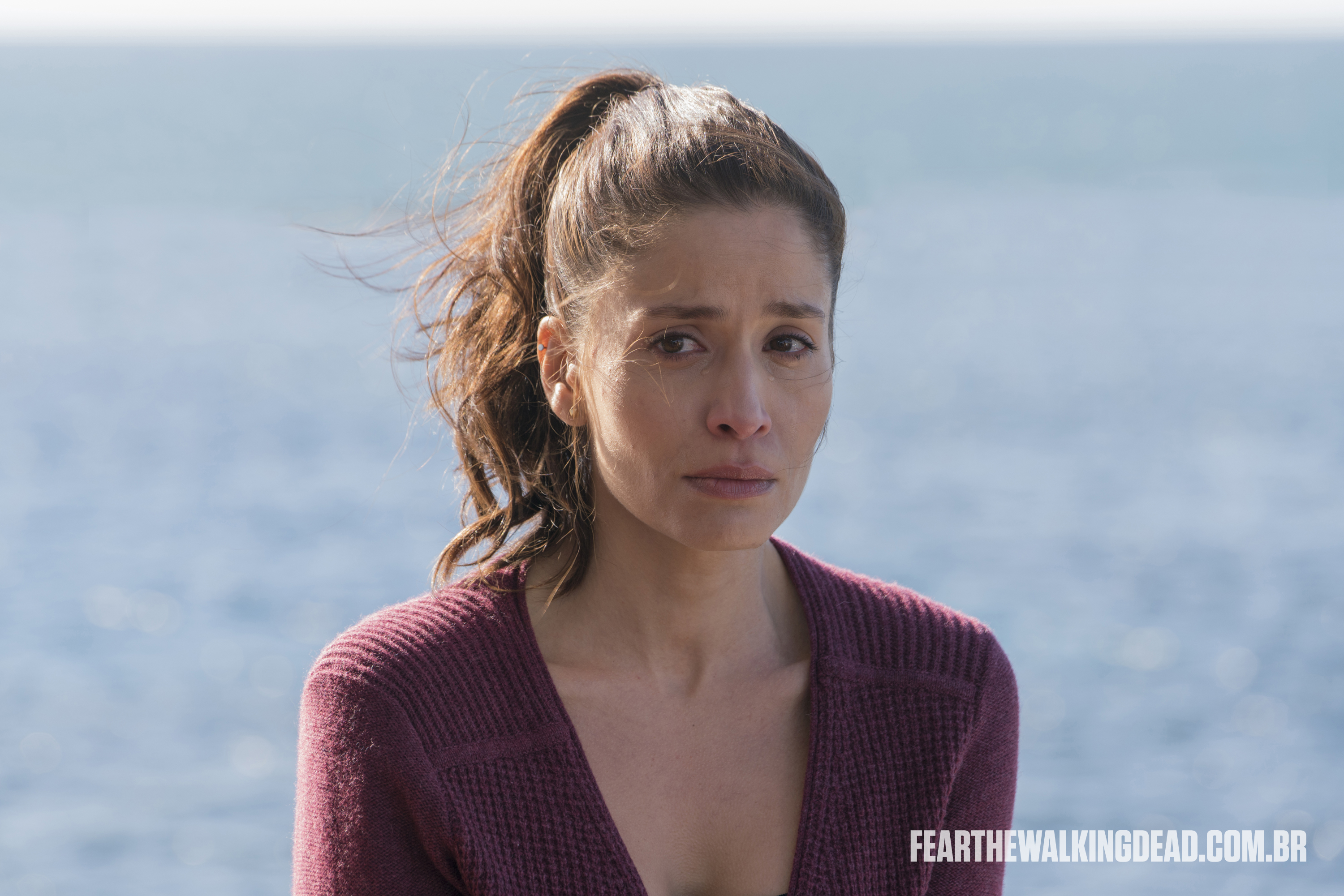 "Ofelia Salazar - Fear the Walking Dead S02E01 - ""No Safe Harbor"""