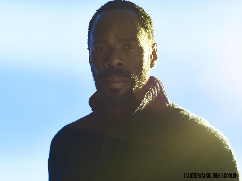 Colman Domingo como Victor Strand - 2ª Temporada de Fear the Walking Dead