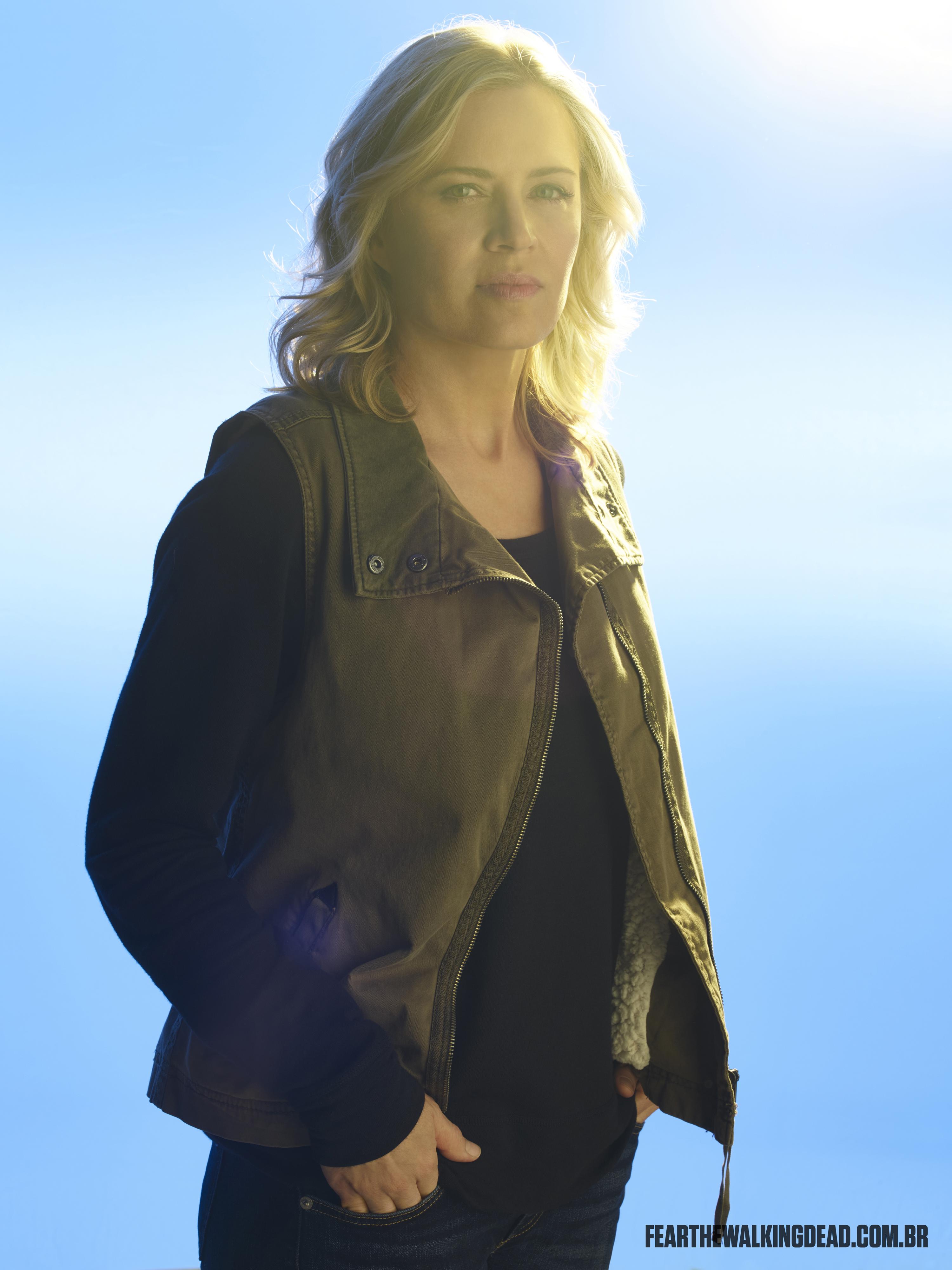 Kim Dickens como Madison Clark - 2ª Temporada de Fear the Walking Dead