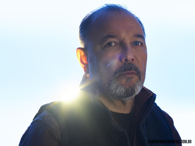 Rubén Blades como Daniel Salazar - 2ª Temporada de Fear the Walking Dead