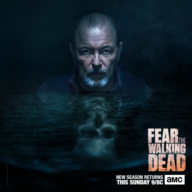Daniel Salazar - Fear the Walking Dead 2ª temporada.