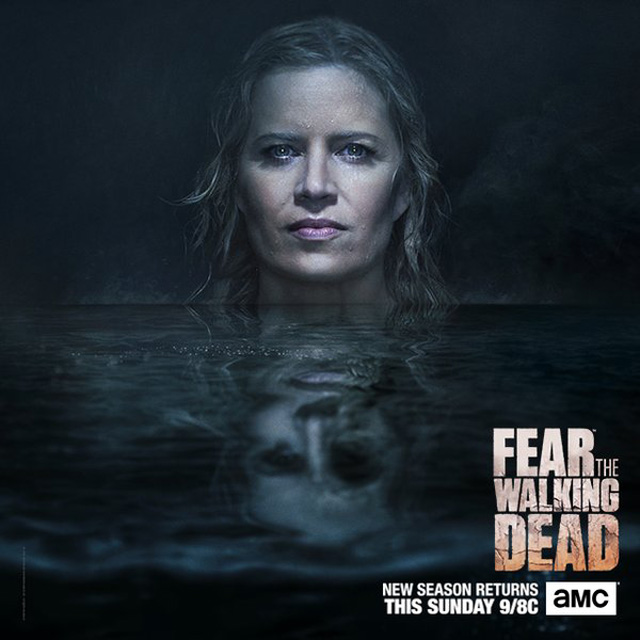 Madison Clark - Fear the Walking Dead 2ª temporada.
