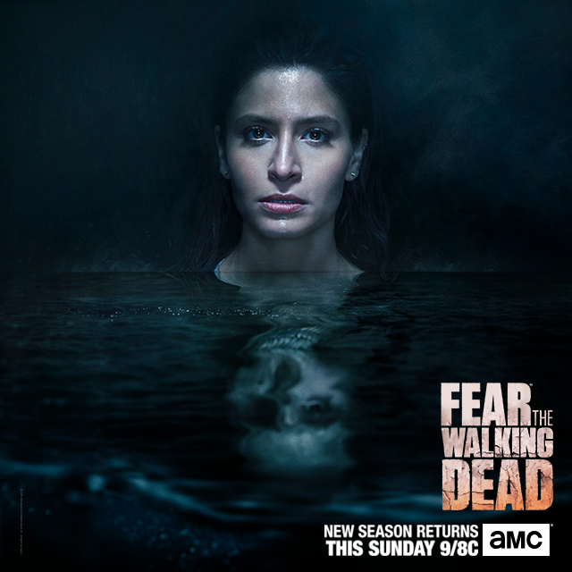 Ofelia Salazar - Fear the Walking Dead 2ª temporada.