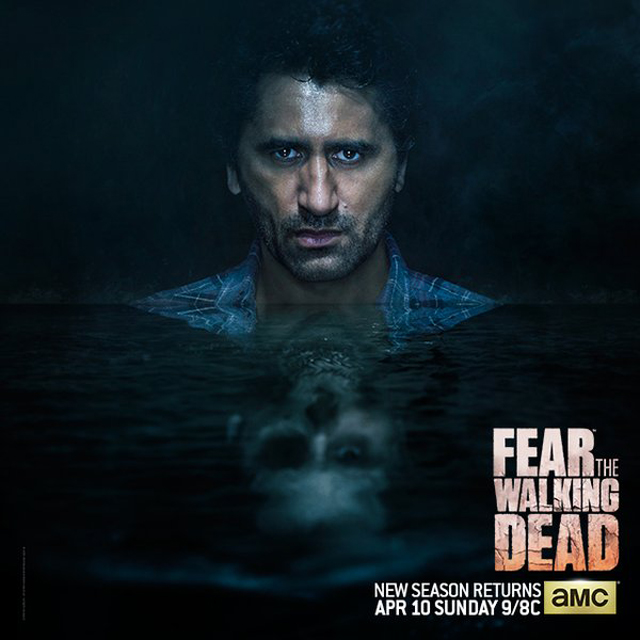 Travis Manawa - Fear the Walking Dead 2ª temporada.