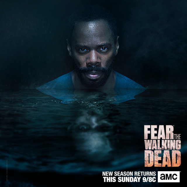 Victor Strand - Fear the Walking Dead 2ª temporada.