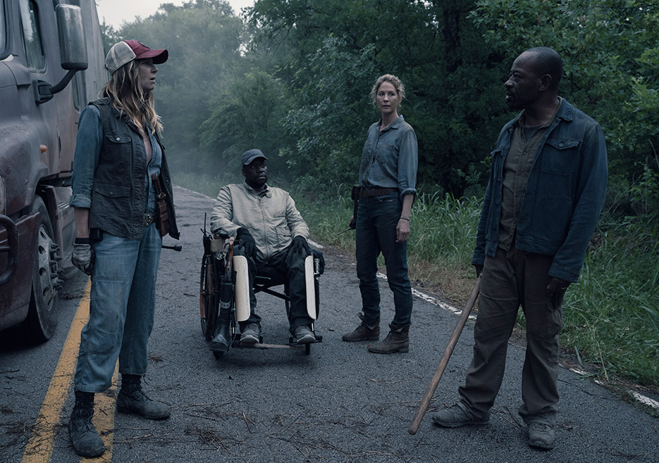 Fear the Walking Dead 4ª Temporada Episódio 13 - Blackjack - FEAR ...