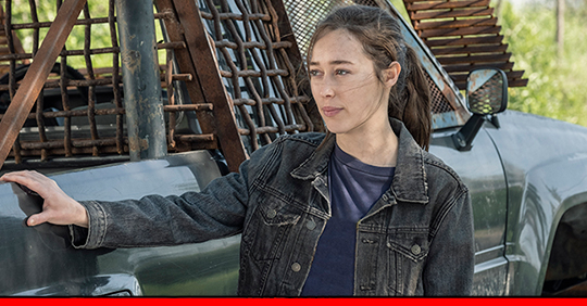 Fear the Walking Dead 5ª Temporada Episódio 9 - Channel 4