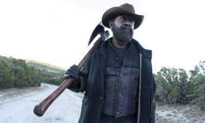 morgan armado em imagem da 6ª temporada de Fear the Walking Dead